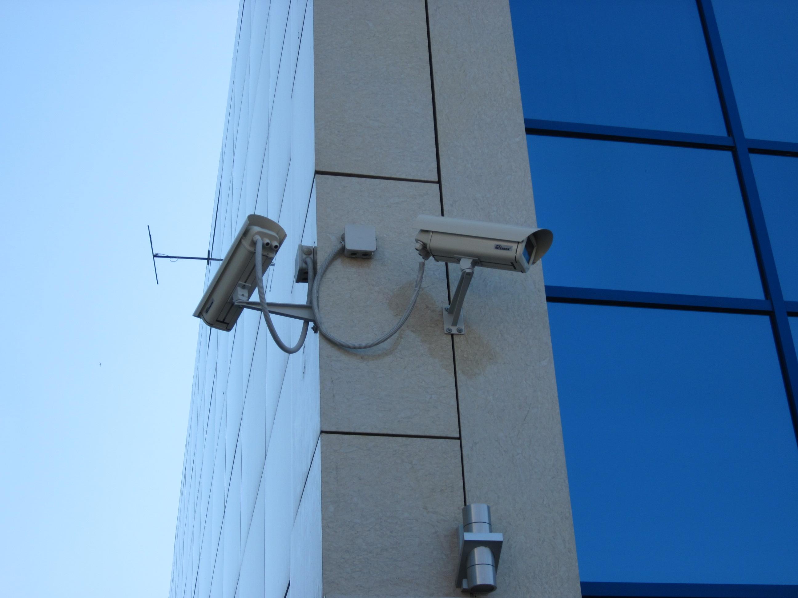 Монтаж IP систем видеонаблюдения в Калуге